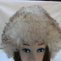Dyed Tuscan Genuine Lamb Fur Women's Hat Vintage Made in Italy New W/tag Photo
