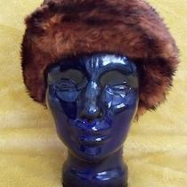 Dyed Tuscan Lamb Fur Hat Made in Italy Photo