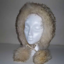 Dyed Tuscan Lamb Womens Real Fur Hat - Vintage From Italy Photo
