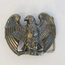 Eagle Belt Buckle by Avon 1982   Photo