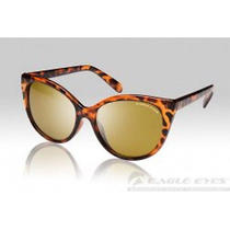 Eagle Eyes Roxie Tortoise Polarized Sunglasses With Case      Worldwide Shipping Photo
