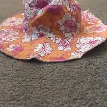 Early 00s Old Navy Floral Bucket Hat (L/xl) Photo