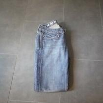 Earnest Sewn Women Jeans Straight Cut Size 26 Photo
