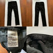 Earnest Sewn Womens Black Jeans Size 24 Photo