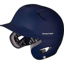 Easton Junior Natural Grip Navy Batting Helmet Photo