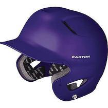 Easton Junior Natural Grip Purple Batting Helmet Photo
