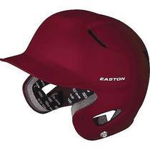 Easton Senior Natural Grip Maroon Batting Helmet Photo