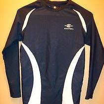 Easton Yxl  Easton Under Armour Navy  All Sport Hockey  Long Sleeve Athletic Top Photo