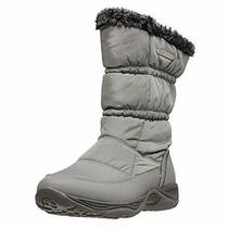 Easy Spirit Women's Element Cold Weather Winter Boot (7 M Light Gray Size 7.0 Photo