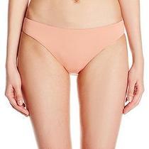 Eberjey So Solid Annia Bikini Bottom Sedona Blush M Photo