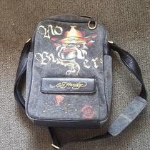 Ed Hardy Backpack Bulldog New Photo