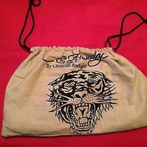 Ed Hardy Bag With Necklace Photo