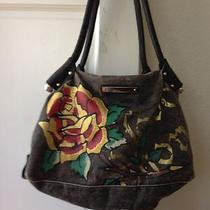 Ed Hardy Blood & Thorns Bag Photo