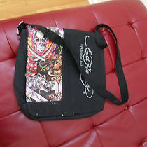 Ed Hardy by Christian Audigier Black Computer Water Resistant Photo