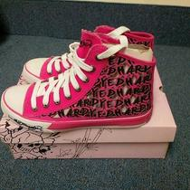Ed Hardy Highrise Womens Sneaker Size 8 Photo
