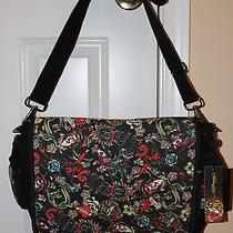 Ed Hardy Leo Messenger Computer Laptop Bag - Nwt Photo