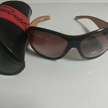 Ed Hardy Love Kills Slowly Womens Sunglasses With Case and Cloth Photo