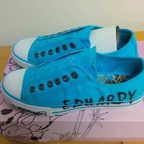 Ed Hardy Lowrise Womens Sneaker Size 6 Photo