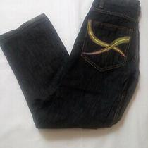 Ed Hardy Mens Embroidery Size 3234 Jeans Denim by Christian Audigier Photo