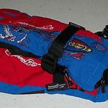 Ed Hardy Snow Gloves Ski Board Boogie Sled Winter France French Xmas S M Womens Photo