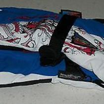 Ed Hardy Snow Gloves Ski Board Boogie Sled Winter United States Us Womens S M  Photo