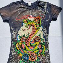 Ed Hardy T-Shirt by  Don Ed Hardy Small Photo
