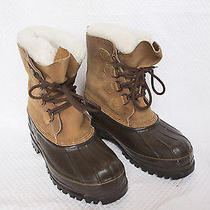 Eddie Bauer Boots Women's Size 9 Insulated Cold Weather Winter Boots Photo