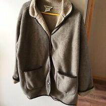 Eddie Bauer Coat/jacket - Womens Xl - Brown & Tan Photo
