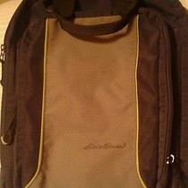 Eddie Bauer Expanding Laptop Backpack With Sleeve for 13