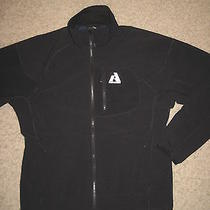 Eddie Bauer First Ascent Softshell Jacket (Large) Black Spandex Whittaker Photo