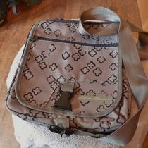 Eddie Bauer Gray Cross Body Messenger Travel Bag Women's Purse Photo