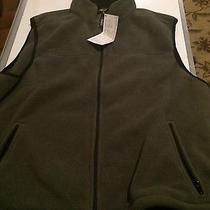 Eddie Bauer Men's Xxl Classic 200 Polartec Water Repellent Vest Photo