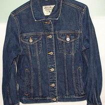 Eddie Bauer Outdoor Outfitter Women's Denim Jean Jacket Photo