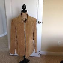 Eddie Bauer Suede Jacket Photo
