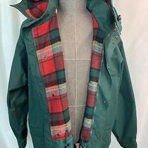 Eddie Bauer Vintage Wool Lined Mountain Parka Mens Size Xl Green Jacket Coat Photo