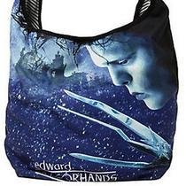 Edward Scissorhands Hobo Bag Tote Purse- Tim Burton  Photo