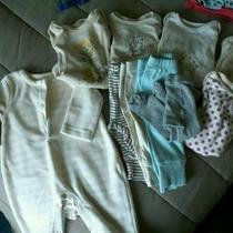 Eeuc Infant Girls 0-3 Months Baby Gap Fall/winter 2012 Lot Photo