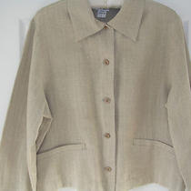 Eileen Fisher Jacket Med. Great Price for a Mother's Day Gift Idea. Mint Photo