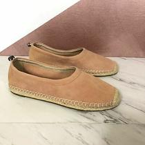 Eileen Fisher Women's Size 8 Blush Pink  Bali Espadrilles Shoes Toffee Flats Photo