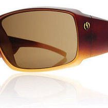 Electric Visual D Payne Saddle Brown / Bronze Chrome Sunglasses Es09540957 Photo