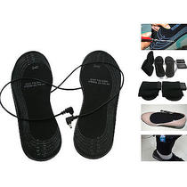 Electronic Heating Insoles for Winter Electric Heated Insoles Elements Outdoor  Photo