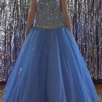 Elegant Pageant/ Prom Tiffany Formal Gown-1691074 Photo