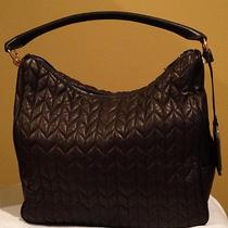 Elegant Ralph Lauren Quilted Handbag Photo