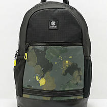 Element Action Black School Laptop Travel Skate Backpack Bag  Photo