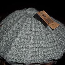 Element Aloe Womens Brim Knit Beanie One Size Bnwt Photo