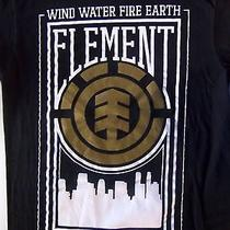 Element Art M Medium Black T- Shirt    Photo