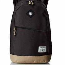 Element Backpack Men's School Bag College Laptop Back Pack Gym Basic Book Pocket Photo