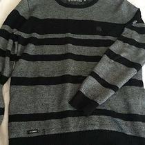 Element Boys Striped Sweater Size M Photo