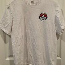 Element Ca-Ny  Keep Discovering White Short Sleeve Tshirt Size Medium Photo
