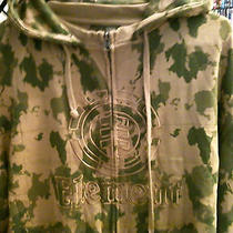 Element Camo Hooded Zipper Sweatshirt Pokemon Photo
